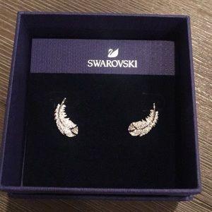 NEW- Swarovski Nice Earrings